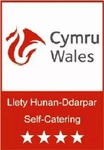 visit Wales 4 star accommodation